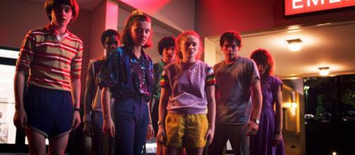 'Stranger Things' é uma das melhores indicações de série para assistir na Netflix. (Arquivo Blasting News)