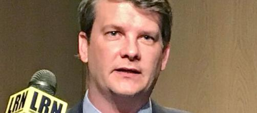 Congressman-elect Luke Letlow dies from Covid complications days sting. (image via Abcnews/ YouTube)