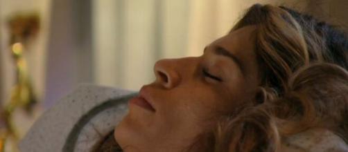 Ester será dopada em 'Flor do Caribe'. (Foto: Globo).