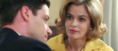 Il Paradiso delle signore, spoiler 5 gennaio: Gabriella parlerà delle proprie imminenti nozze a Lara.