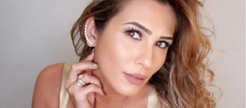 Lívia Andrade expôs ex do namorado após ser atacada por ela. Foto: Arquivo Blasting News