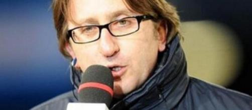 Raffaele Auriemma, giornalista e tifoso napoletano.