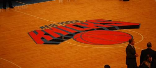 The Knicks are looking for their third straight win on Thursday. [Image Source: Flickr   Alex Winchester]