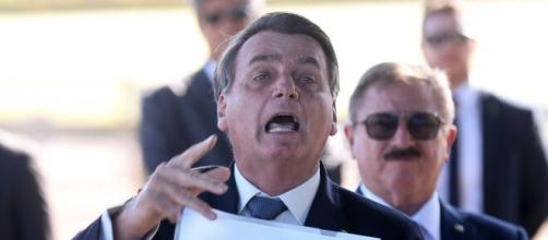 Bolsonaro diz que aborto não será legalizado no Brasil e ataca Argentina. (Arquivo Blasting News)