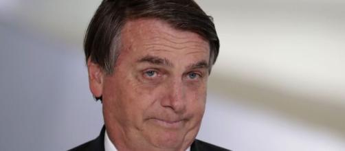 Bolsonaro foi criticado por famosos em 2020. (Arquivo Blasting News)