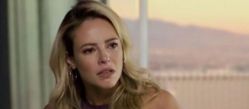 Jeiza irá as lágrimas em 'A Força do Querer'. (Foto: Globo)