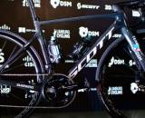 La bici Scott del Team DSM 2021