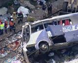 Ônibus caiu de uma altura de 15 metros. (Arquivo Blasting News)