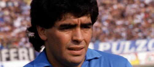 Diego Armando Maradona, scomparso qualche giorno fa.