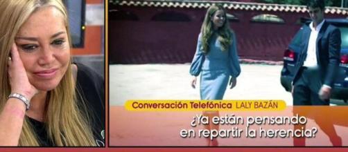Laly Bazan acusa de nuevo a Belén Esteban