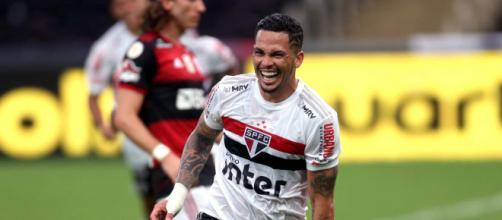 Luciano é artilheiro do São Paulo com 11 gols. (Arquivo Blasting News)