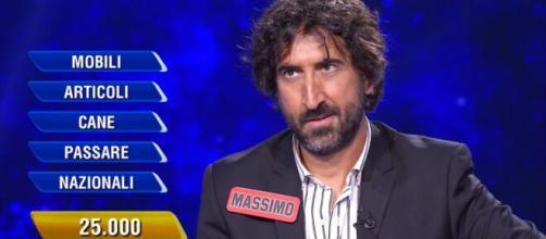 Massimo Cannoletta decide di sbagliare, lasciando ad altri la possibilità di vincere.