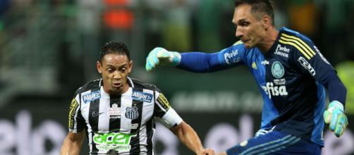 Ricardo Oliveira e Fernando Prass vivem relação conturbada há anos. (Arquivo Blasting News)