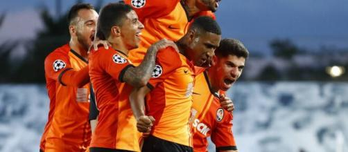 Shakhtar bate Real Madrid na Champions com destaques brasileiros. (Arquivo Blasting News)