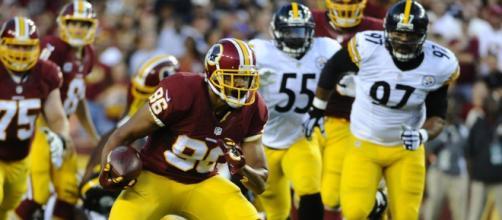 Steelers e Washington se enfrentam pela 13ª rodada da NFL. (Arquivo Blasting News)