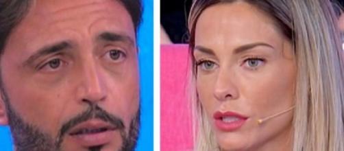 Uomini e Donne: Armando Incarnato e Lucrezia Comanducci.