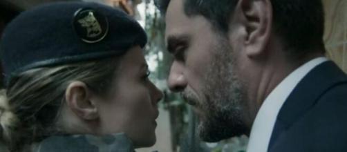 """Jeiza e Caio irão se aproximar em """"A Força do Querer"""". (Reprodução/TV Globo)"""