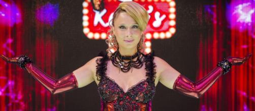 Katiuscia Canoro fez participações em programas de sucesso. (Arquivo Blasting News)