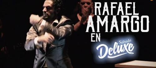 Rafael Amargo en Sábado Deluxe
