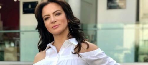 Silvia Navarro é a Renata de 'Quando Me Apaixono'. (Arquivo/Blasting News)