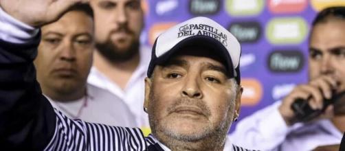 Velório de Maradona foi marcado por tumultos. (Arquivo Blasting News)