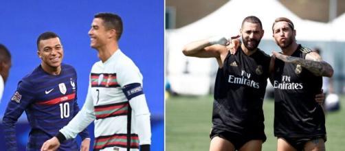Les joueurs du Real Madrid félicitent 'déjà' Kylian Mbappé, les fans en ébullition