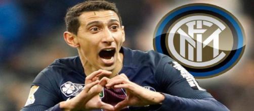 L'Inter penserebbe a Angel Di Maria.
