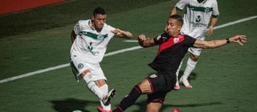 Atlético-GO e Goiás fecham a 24ª rodada do Campeonato Brasileiro. (Arquivo Blasting News)