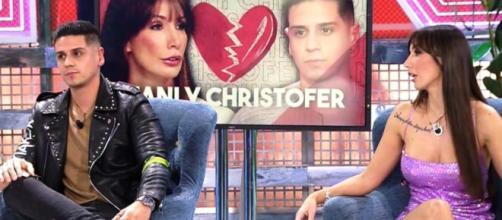 Dos meses después de terminar su relación, Fani y Christofer se dan una oportunidad
