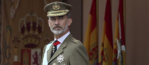 El rey Felipe no ha hecho un pronunciamiento a las expresiones realizadas por militares retirados.