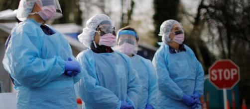Estados Unidos ronda los 15 millones de contagiados ... - infobae.com