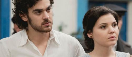 Il segreto, trame Spagna: Emilia dice a Matias di voler rapire Raimundo.