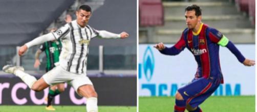 Leo Messi et CR7 leur destin est lié : Photo instagram CR7 et Messi