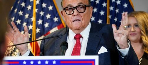 Trump lawyer Rudy Giuliani tests positive for COVID-19 [© ABCNews/Youtube]