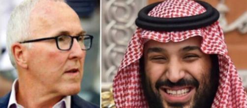 Vente OM: Hasni Abidi confirme que l'Arabie Saoudite est à fond sur le club phocéen. ©Twitter McCourt/Instagram
