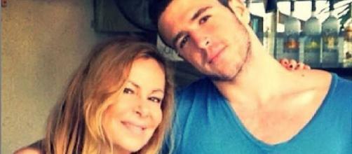 Ana Obregón compartió en Instagram el sueño que vivió con su hijo Aless Lequio.