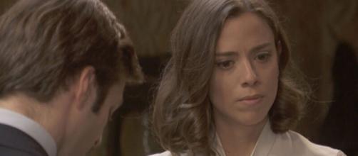 Il segreto, spoiler Spagna: Ramon furioso dopo aver scoperto che Marta è incinta di Adolfo.