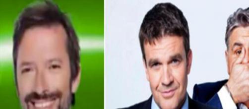 Julien Cazarre a vivement critiqué l'attitude de Pierre Ménès et d'Hervé Mathoux.©Capture RMC