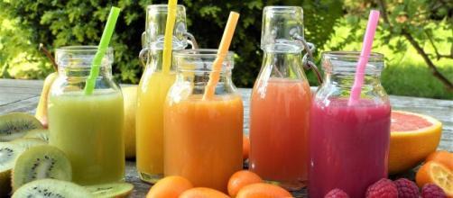 Los jugos naturales aportan energía al cuerpo humano.