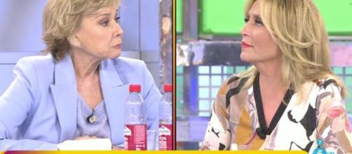 Lydia Lozano y Mila Ximénez rompen su amistad - diezminutos.es