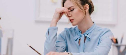Como o estresse pode afetar o seu dia. (Arquivo Blasting News)