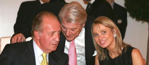 La fundación opaca de Juan Carlos I reclamó a Corinna el reembolso de 3 millones de euros
