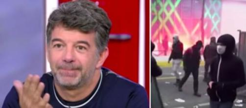 L'énorme coup de gueule de Stéphane Plaza - Photo captures d'écran Vidéo C à Vous et Cnews