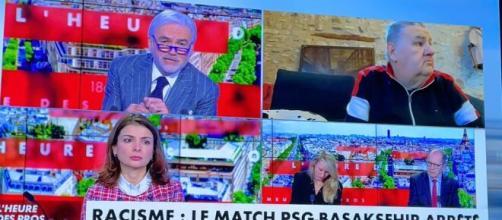Marion Maréchal taclée après ses propos sur les joueurs musulmans.©CNEWS Capture