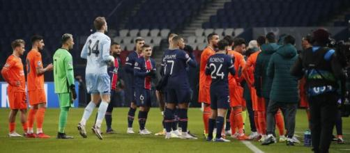 PSG y Basaksehir abandonan duelo por incidente racista - yahoo.com