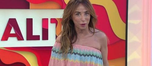 """María Patiño da su punto de vista sobre un posible regreso de Terelu a """"Sálvame"""""""
