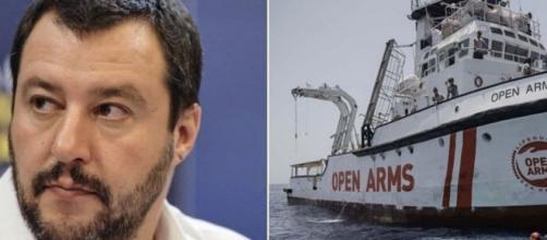 Matteo Salvini: richiesta di processo per il blocco della Open Arms