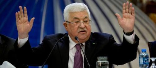 Presidente palestino rompe relações com Israel e EUA. (Arquivo Blasting News)