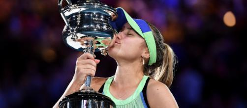 Sofia Kenin ganó su primer Grand Slam. www.washingtonpost.com