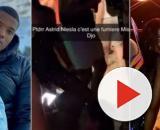 La Villa des Coeurs Brisés 5 : Astrid Nelsia filmée en train de tromper son copain à la Full Moon. ®Snapchat : astridnelsia
